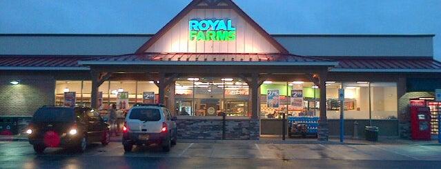 Royal Farms is one of Lieux qui ont plu à Dawn.