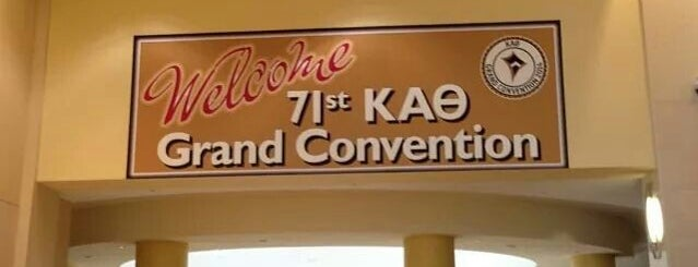 Kappa Alpha Theta Grand Convention 2014 is one of Aliciaさんのお気に入りスポット.