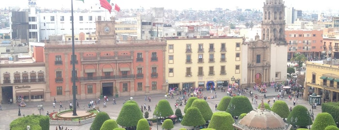 Centro Histórico is one of Guanajuato.