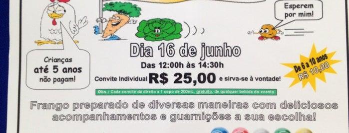 Centro Espírita de Jacarepaguá (CEJ) is one of Amanda'nın Kaydettiği Mekanlar.