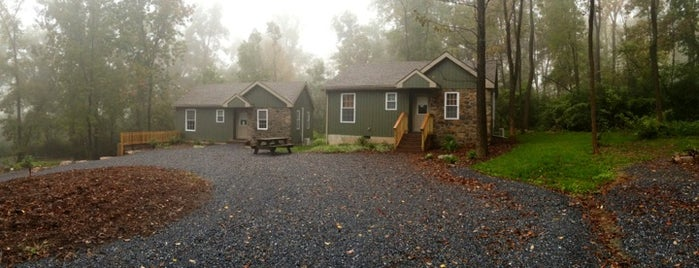 Refreshing Mountain Retreat and Adventure Center is one of Best of: French Creek State Park.