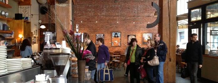 Zeitgeist Kunst & Kaffee is one of Seattle, WA.