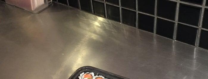 Kiku Sushi is one of Restos 3.