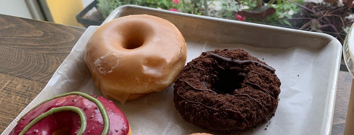 Revolution Doughnuts & Coffee is one of Atlanta.