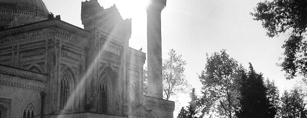 Yıldız Hamidiye Camii is one of Tarihistanbul.