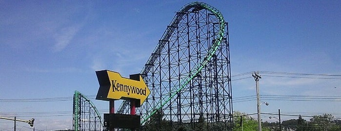 Kennywood is one of PA Stuff.