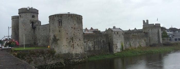 King John's Castle is one of Europe 16.
