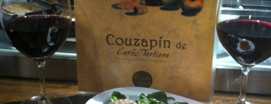 Couzapín is one of Restaurantes Pendientes.