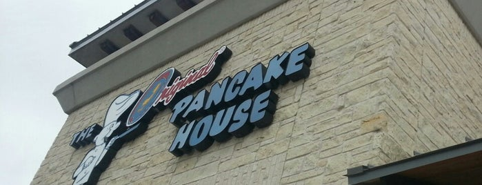 The Original Pancake House is one of Alicia 님이 좋아한 장소.