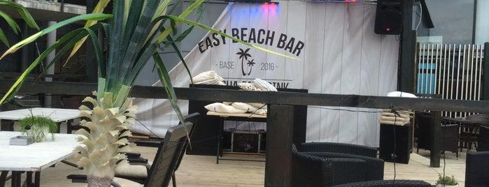 #EASY BEACH BAR is one of ПЕТЕРБУРГ. Памятка путнику. 2016.