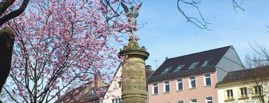 Marktplatz is one of Meine Lieblingsorte.