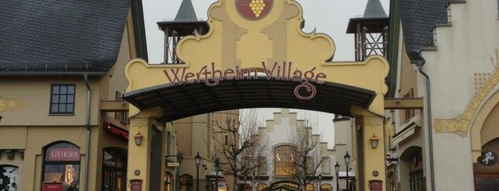 Wertheim Village is one of Tempat yang Disukai Mertesacker.