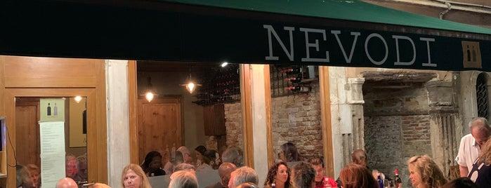 Nevodi is one of Venedig.