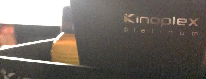 Kinoplex Platinum is one of Tempat yang Disukai Bianca.