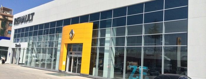 Renault Atılgan Samandıra is one of DOĞAN'ın Beğendiği Mekanlar.