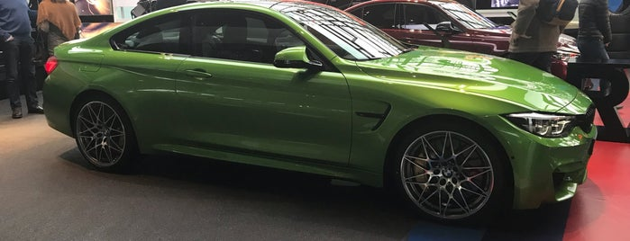 BMWヴェルト is one of Madinelleさんのお気に入りスポット.