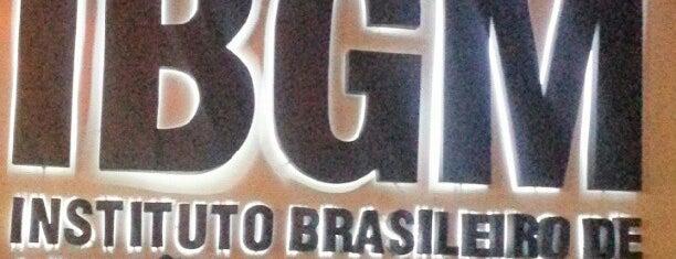 IBGM - Instituto Brasileiro de Gestão e Marketing is one of e um bom cabelereiro.