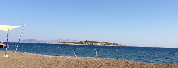 Billurkent Plajı is one of Datça.