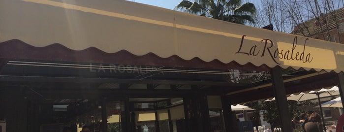 Bar La Rosaleda is one of Donde Comer en Lucena.