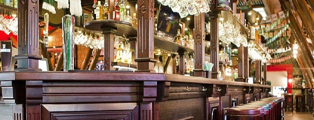Irish Pub Dublin is one of Orte, die Elena gefallen.