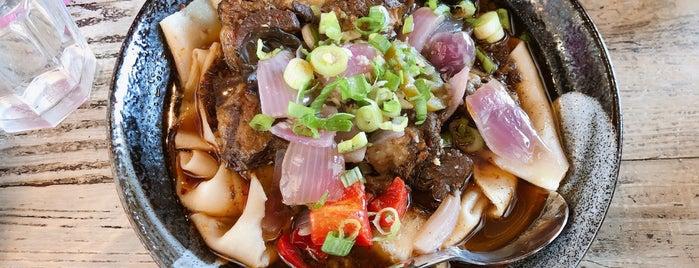 Chang'an Artisan Noodle is one of Lugares favoritos de Dan.
