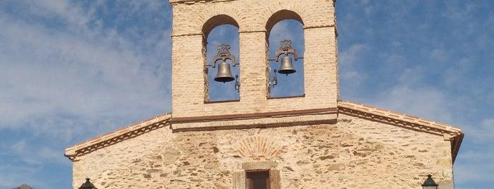 La Hiruela is one of Pueblos singulares en Madrid.