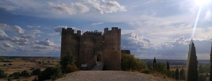 Castillo de Peñaranda de Duero is one of Lugares para visitar.