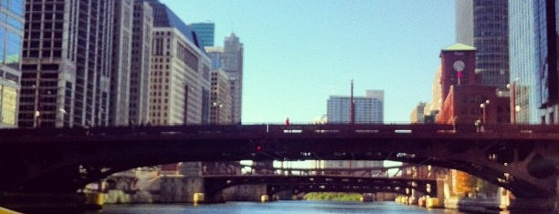 Dearborn Street Bridge is one of Bridges.
