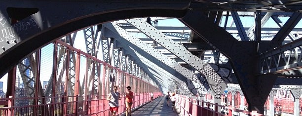 Pont de Williamsburg is one of NEW YORK.