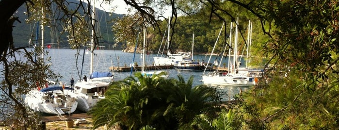 My Marina Yacht Club Ekincik is one of Turkey.