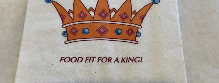 Pastrami King is one of Places I want to eat!.