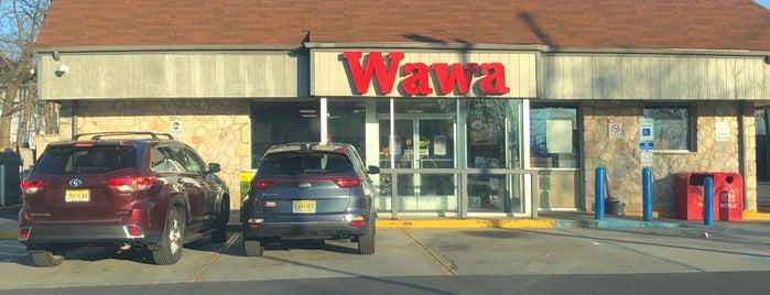 Wawa is one of Lieux qui ont plu à Jason.