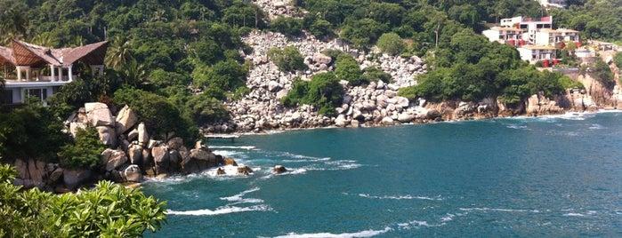 Punta Sirena is one of T 님이 좋아한 장소.