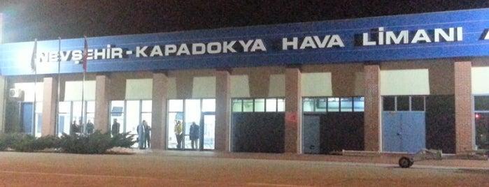 Nevşehir Kapadokya Havalimanı (NAV) is one of Airports in Turkey.