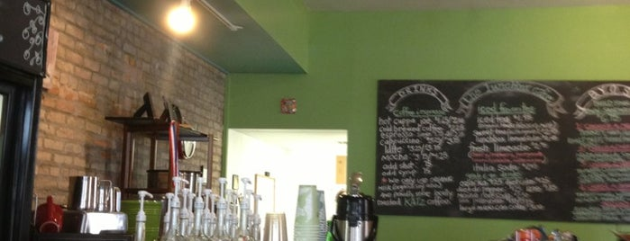 The Lunchbox Café is one of Galveston favorites.