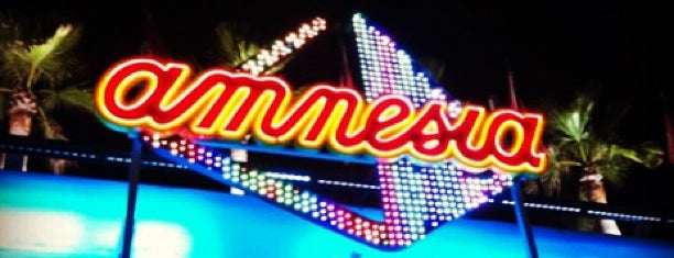 VIP @ Amnesia Club is one of Ibiza.