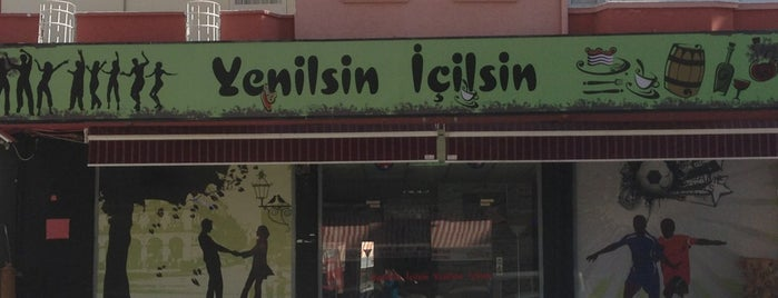 Yenilsin İçilsin Meyhanesi is one of Lugares guardados de Cebrail.