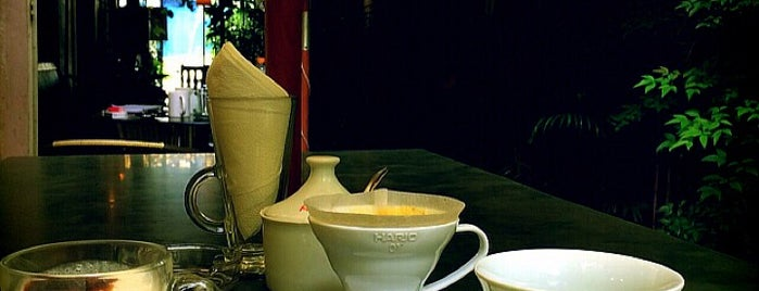 Coffee Lab is one of Cafés Especiais em Sampa.