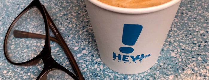Hey Coffee is one of Cafés Especiais em Sampa.