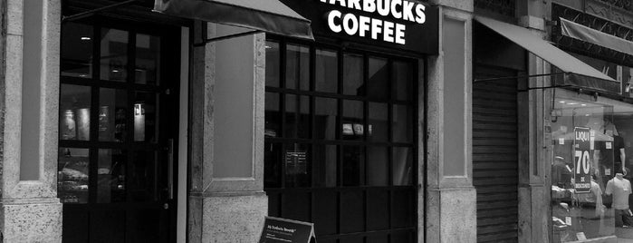 Starbucks is one of Guto 님이 좋아한 장소.