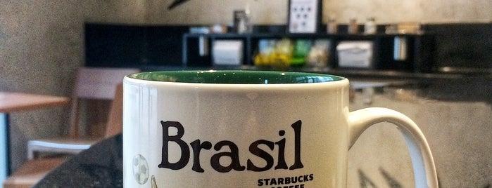 Starbucks is one of Tempat yang Disukai Malvina.
