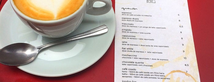 Café Secreto is one of When in Rio.