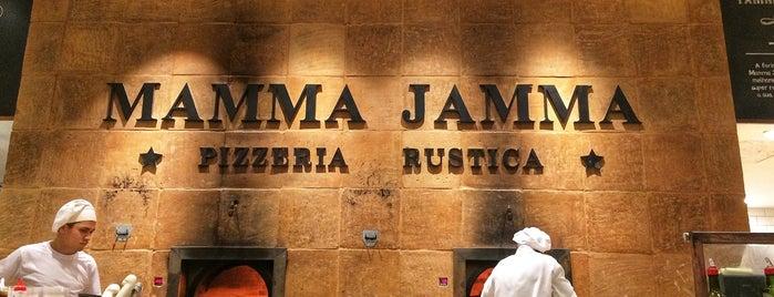Mamma Jamma is one of .'ın Beğendiği Mekanlar.