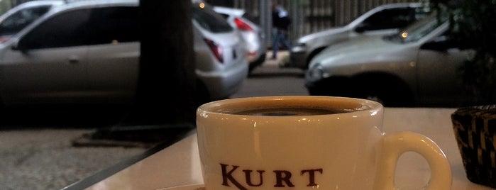 Confeitaria Kurt is one of Melhores Confeitarias, Padarias, Cafés do RJ.