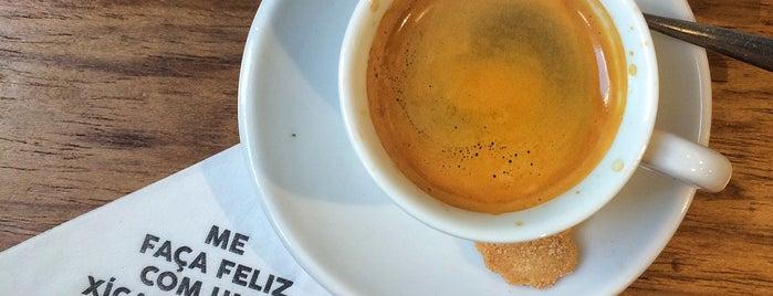 Grão Café is one of Melhores Confeitarias, Padarias, Cafés do RJ.