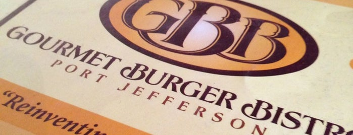 Gourmet Burger Bistro is one of Places I want to EAT!!!.