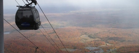 Ski Mont Orford is one of Tempat yang Disukai Christian.