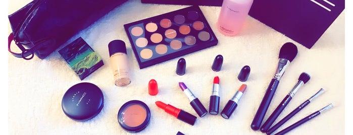 MAC Cosmetics is one of Jade's Favorites.