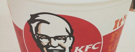 KFC is one of Fried Check In ( Worldwide ).