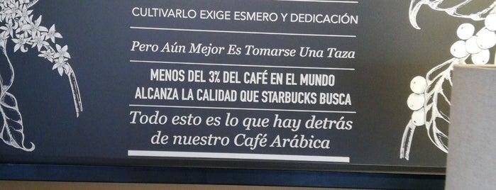 Starbucks is one of Lieux qui ont plu à Paco.